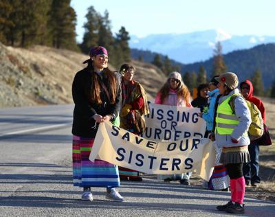 Save Our Sisters: MMIW Awareness Walk file