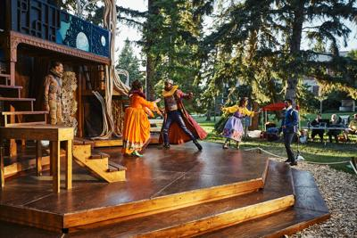 Shakespeare in the Parks: Cymbeline cover (copy) (copy)