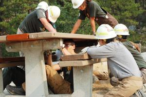 Resurrected Youth Conservation Corps benefits forest and teens