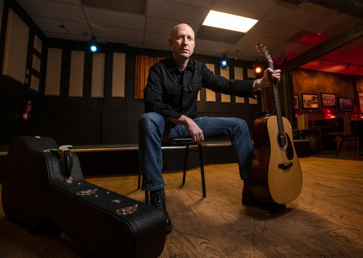 Andrew Cohen guitarist