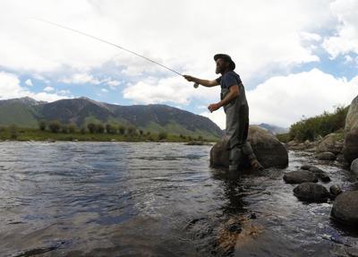 Fishing pressures