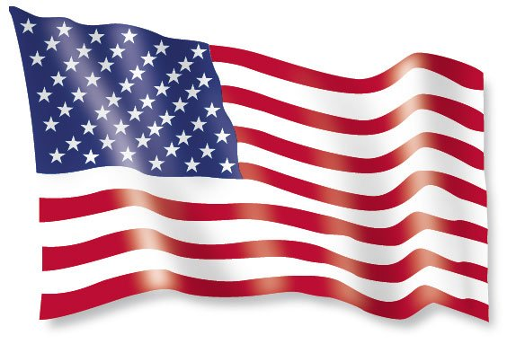 American Flag Obituary