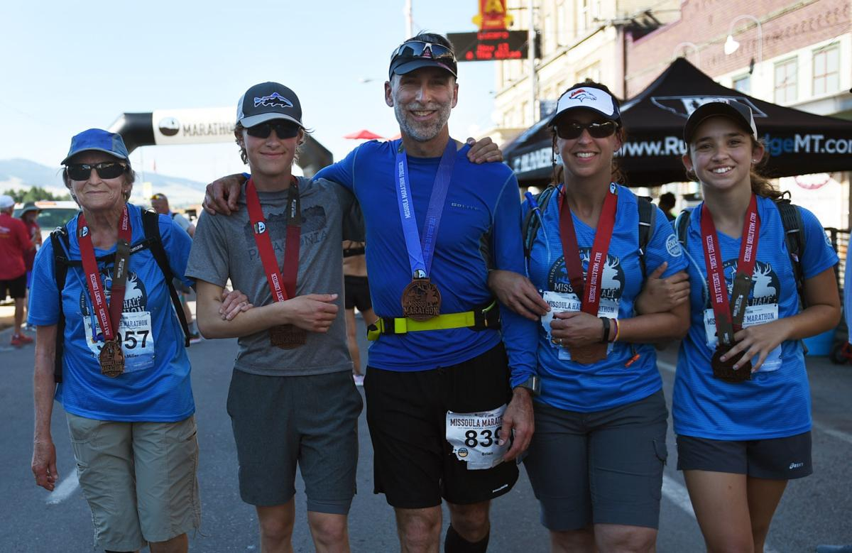 Marathon Story 2