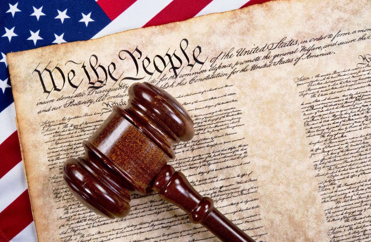 Bill of rights stockimage