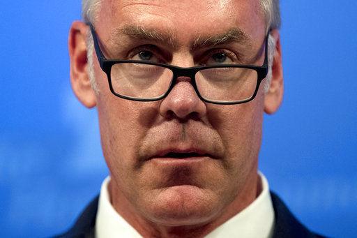 Zinke says Democrats holding Interior nominees 'hostage'