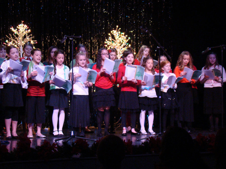 bigfork playhouse children's theatre holiday concert
