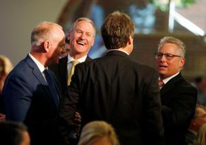 Montana, Wyoming, South Dakota governors share secrets of their states' bubbling economy