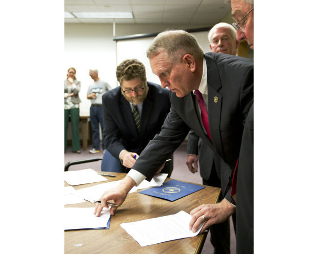 Montana Attorney General Signs Sexual Assault Agreement