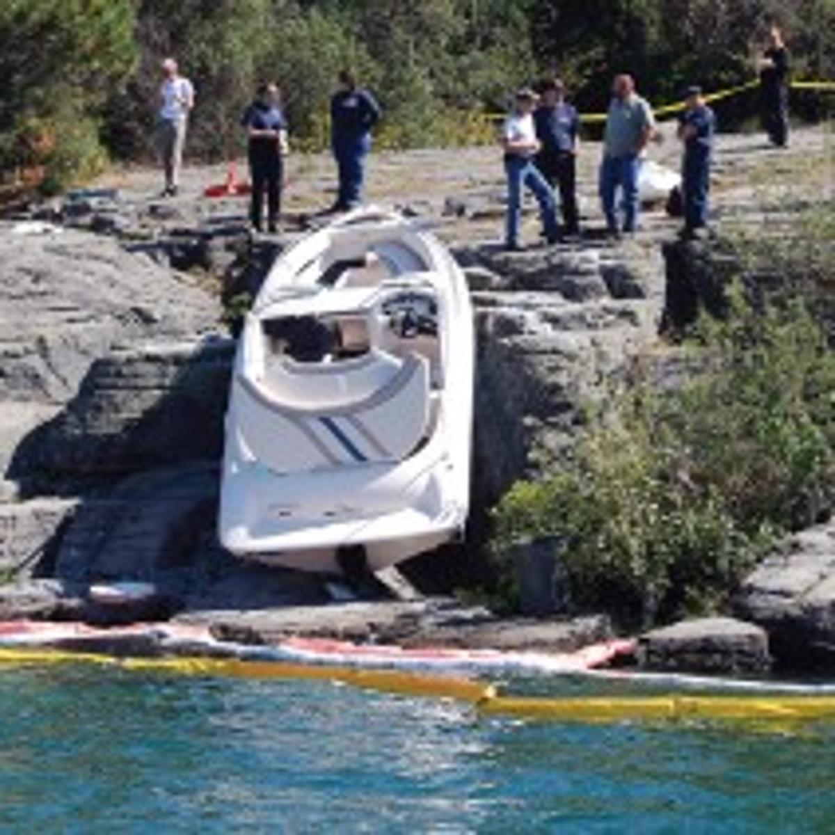 Judge rejects plea deal in Greg Barkus boat crash case