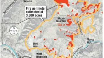 West Riverside Fire Map Missoulian Com
