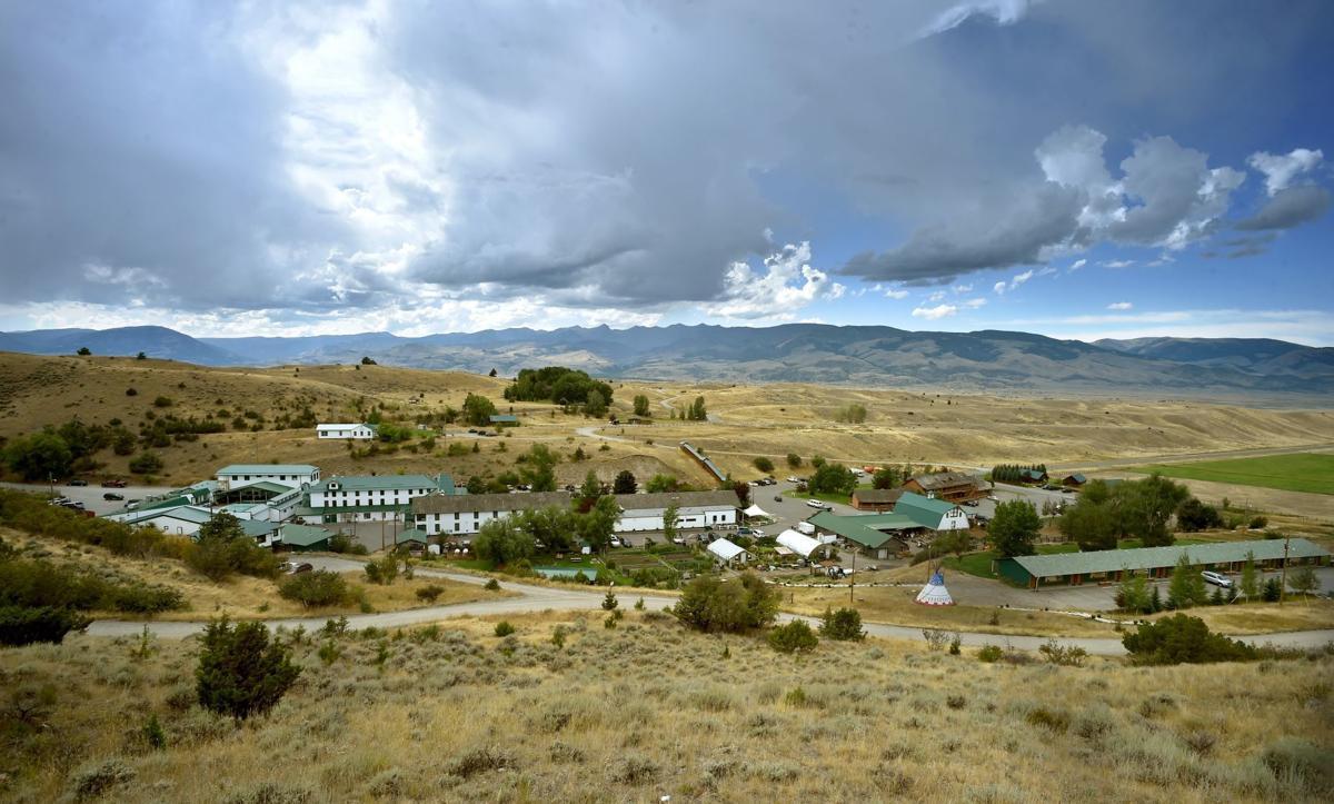 Chico Hot Springs Resort