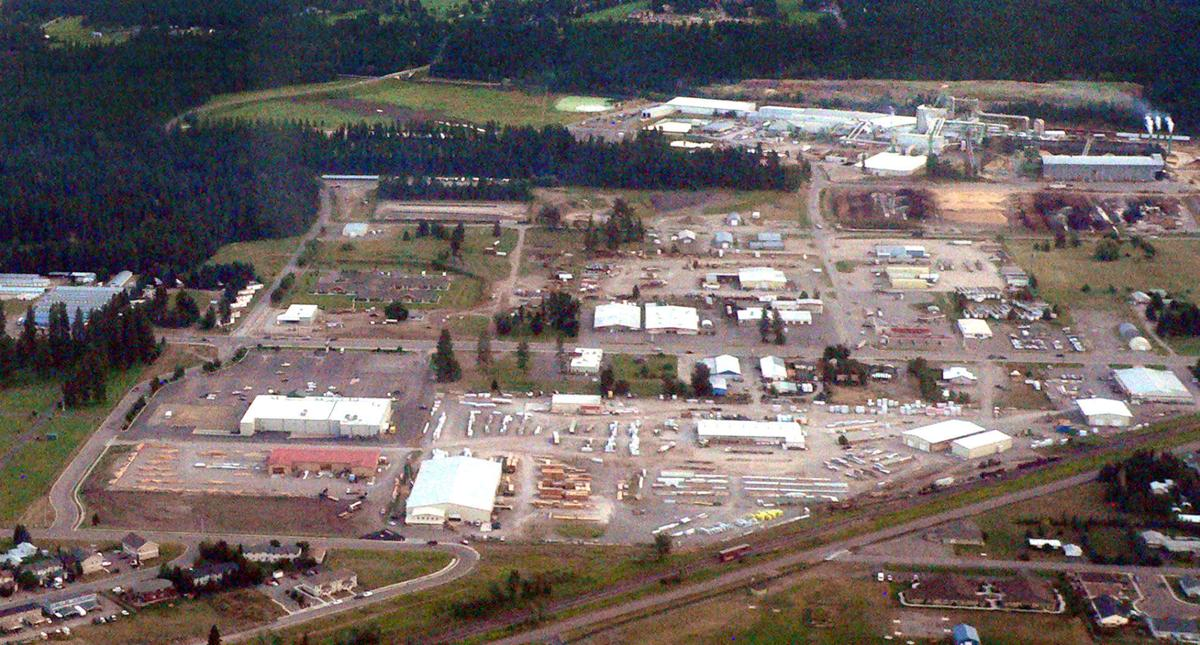 lumber and plywood facilities