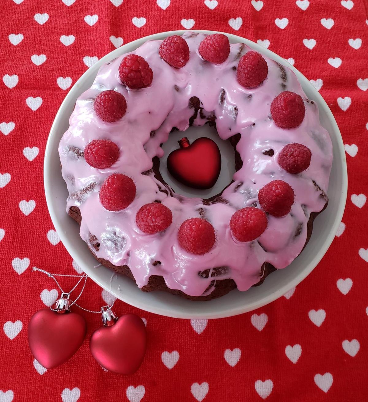 Beet Bundt Cake