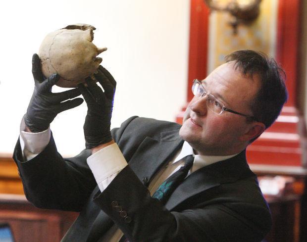 Hatfield Skull