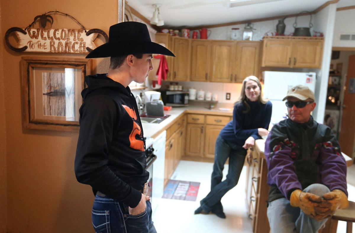 55c5872f 'A magnetism about him' - Montana's Jess Lockwood, youngest bull rider to  win PBR world title | State & Regional | missoulian.com
