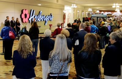 Herberger's opens at its new location in Rimrock Mall
