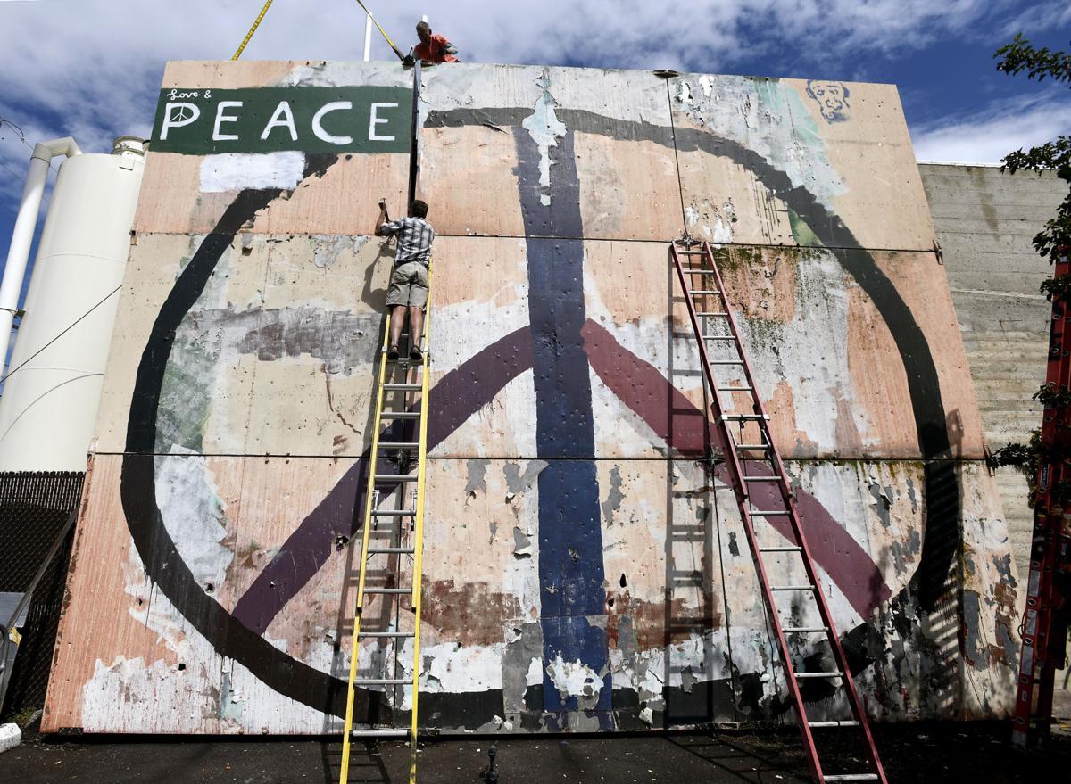 Peace Sign 1