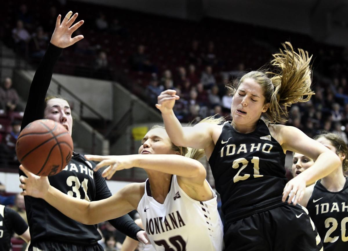 Lady Griz v Idaho