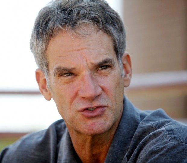 Author Jon Krakauer