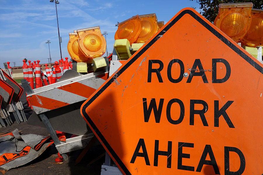 Traffic, road work (copy)