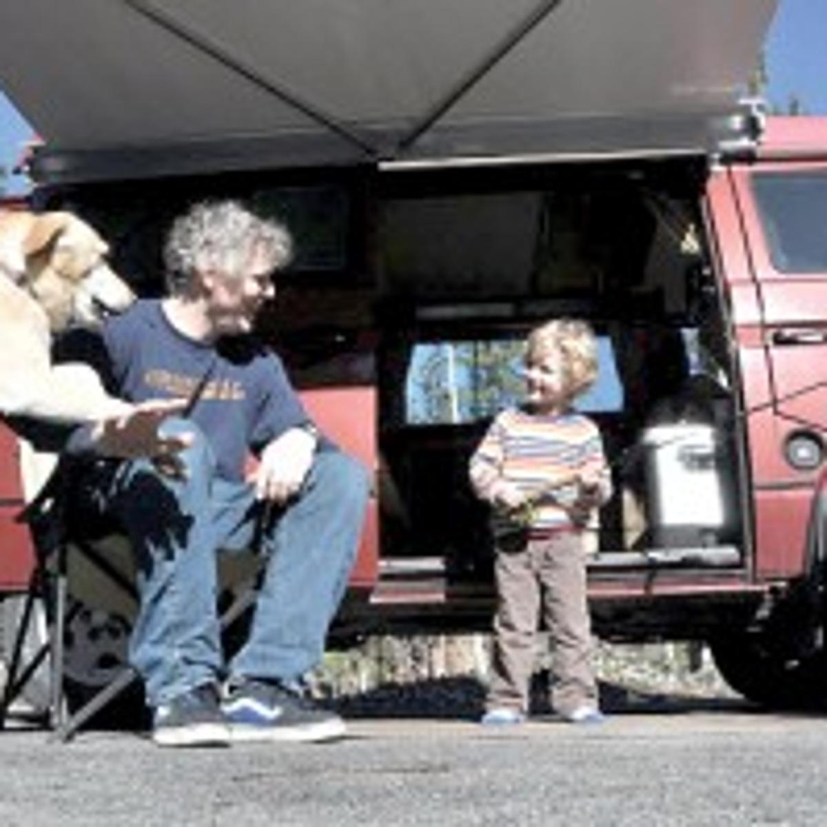 Vans to go: Coeur d'Alene, Idaho, man restores and rents
