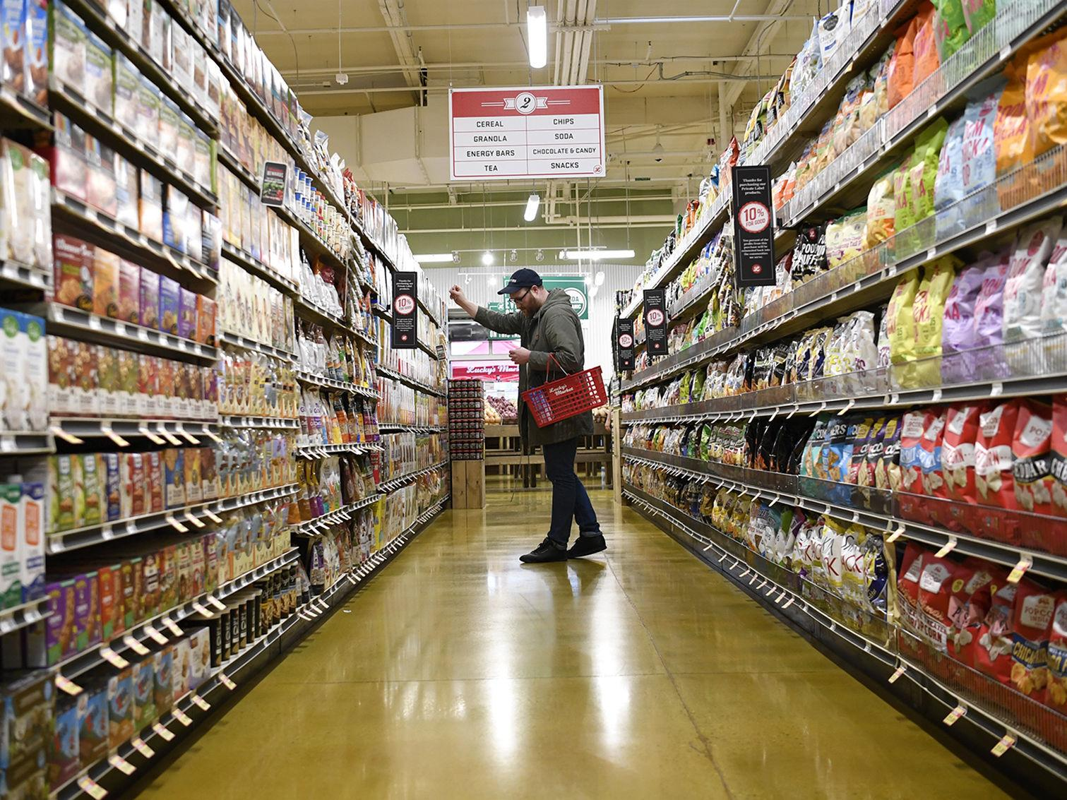New Lucky's Market grocery store opens at Southgate Mall with huge deli,  sushi bar | Local News | missoulian.com