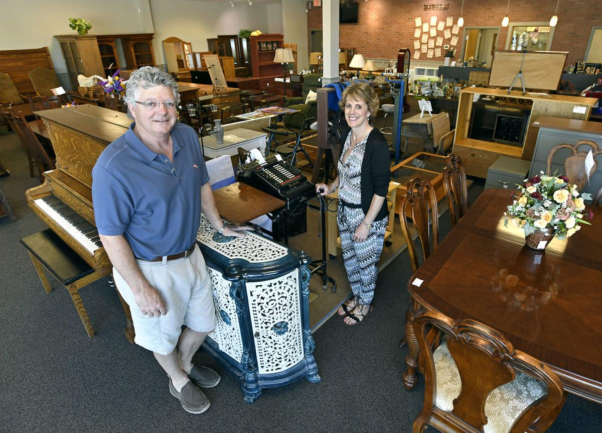 Local Couple In Late 50s Starts Retail Showroom For Used Goods