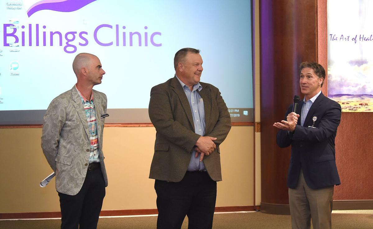 Clinic recognition