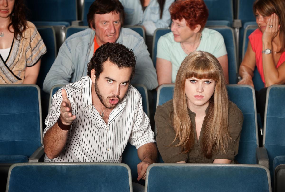 Movie theater critics