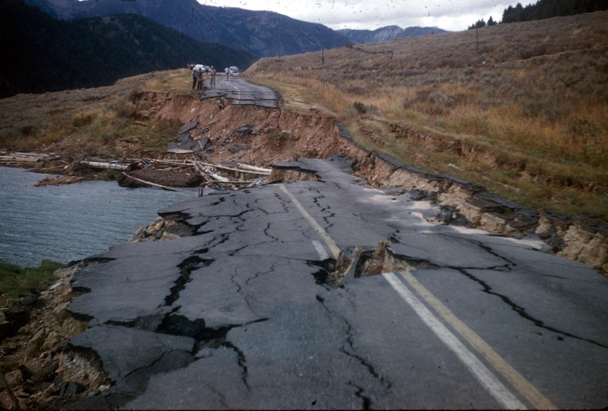 1959 Hebgen Lake Earthquake