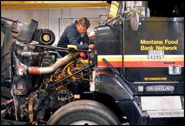 High prices, economy challenge Montana Food Bank Network
