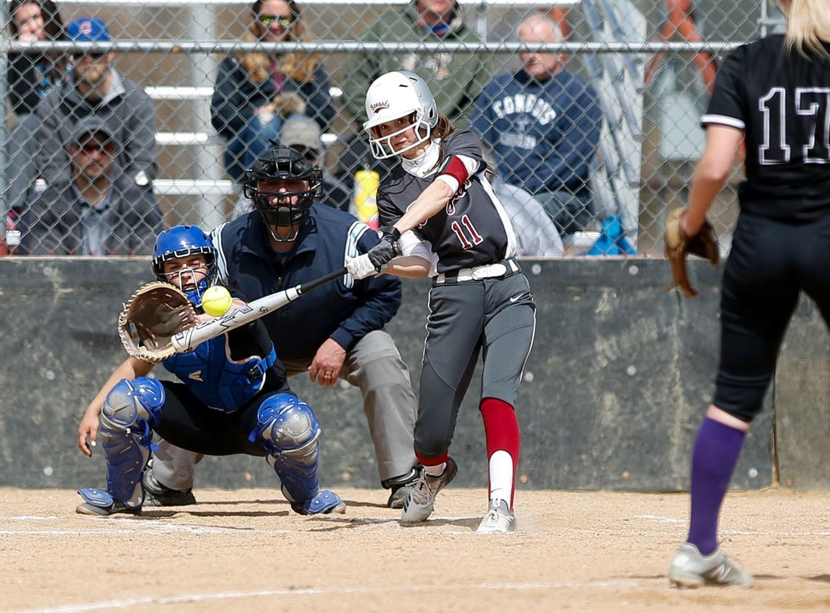 Helena High softball falls to Missoula Sentinel 9-0
