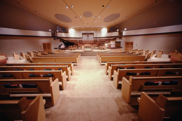 Church stockimage