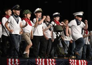 Valley Christian School recognized for supporting military families