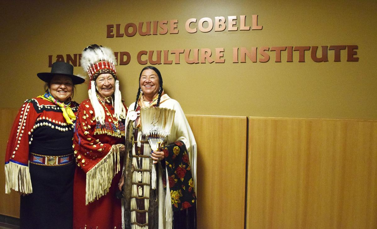 Um Dedicates Center Focused On Tribal Lands To Late Elouise Cobell