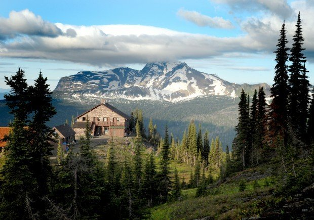 national park service opens bidding on glacier chalet