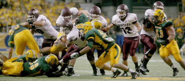 Montana N Dakota St Football
