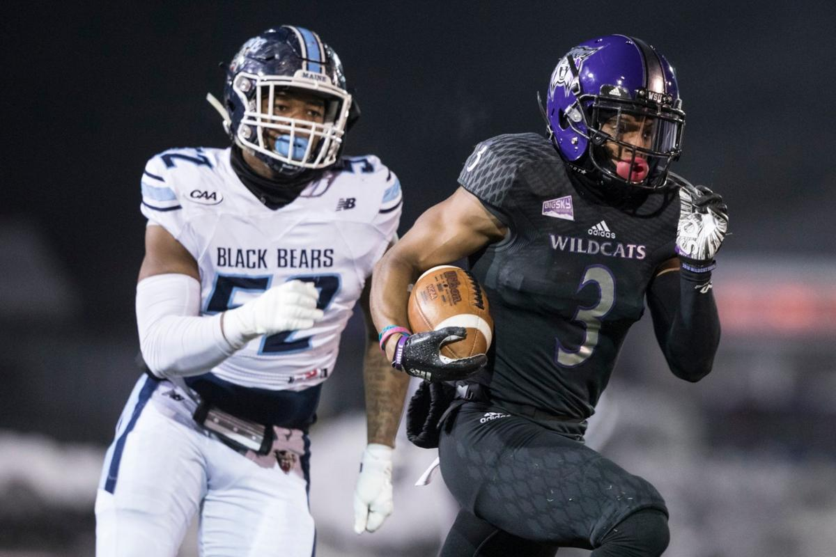 Maine Upsets No 2 Seed Weber State To Advance To Semifinals Of Fcs Playoffs Big Sky Conference Missoulian Com