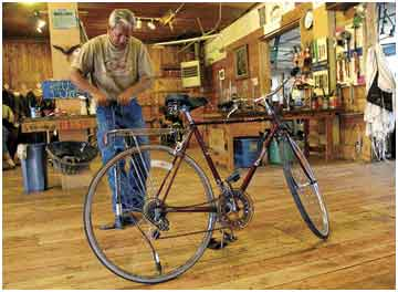 Gas price angst leads to increased pedaling