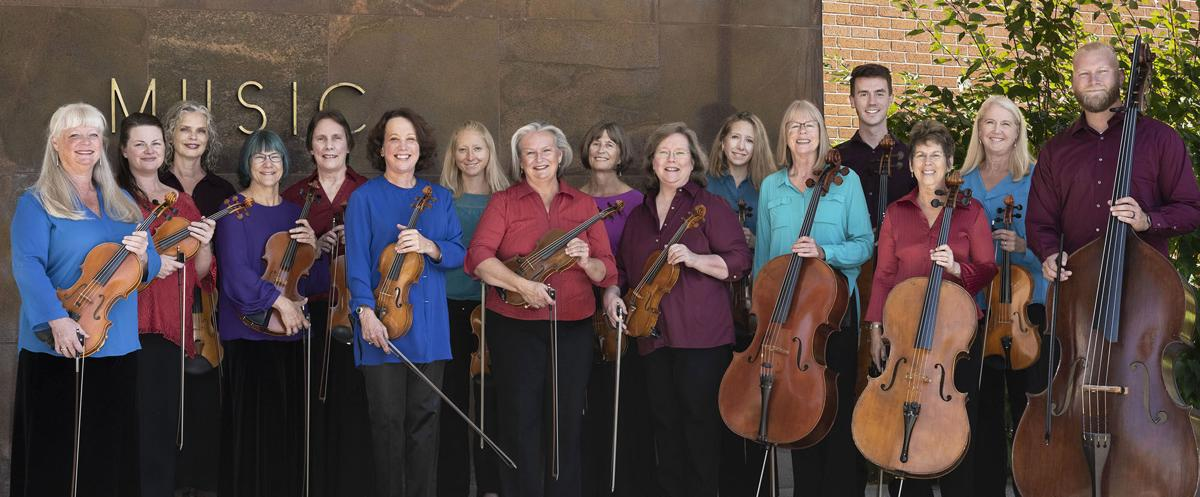 The String Orchestra of the Rockies