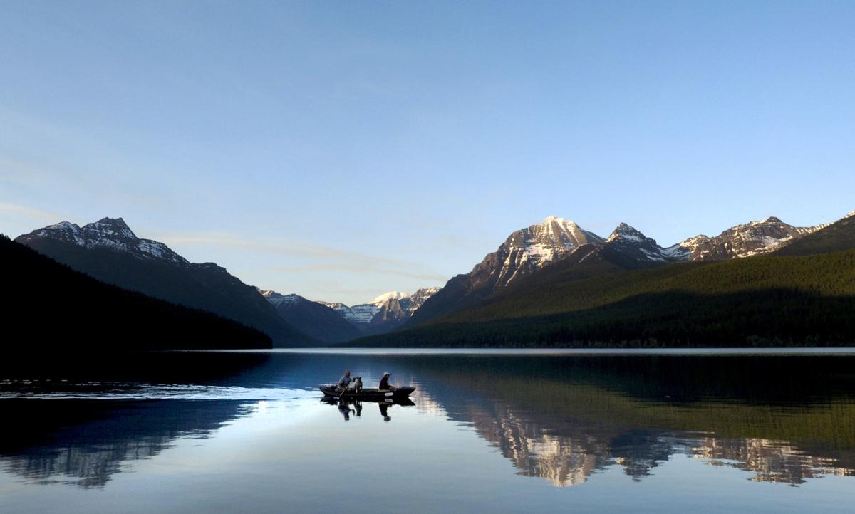 Glacier National park - Bowman