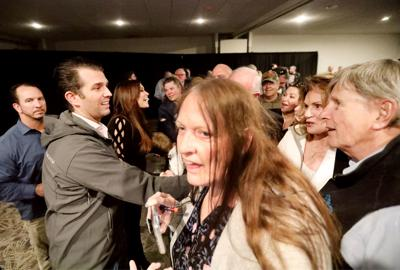 Donald Trump Jr. comes to Butte