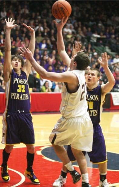 Montana Class A High School Boys Basketball Tournament