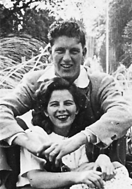 Rose and Jim McKay