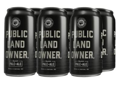 Public Land Owner beer