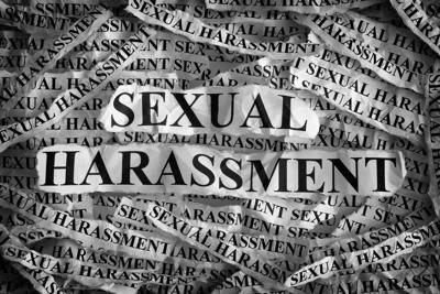 Sexual harassment stockimage