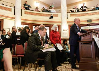 Rep. Ed Buttrey Medicaid expansion file