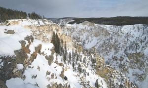 Climber rescued from Yellowstone canyon was hunting for famous treasure