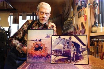 Hamilton veteran shares memories of Vietnam copter crash | Local