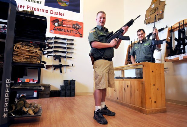 Selway Armory Built Business Online Before Opening Storefront